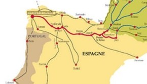 Pyrennes Route