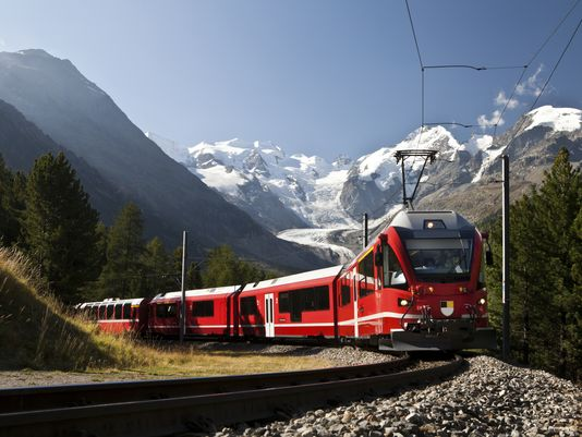Free train travel in Europe