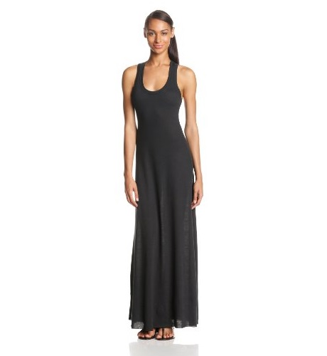 alternative brand black maxi dress