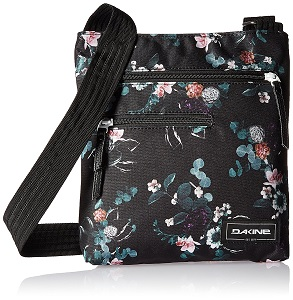 floral dakine travel purse