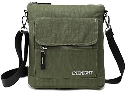 enknight brand travel purse