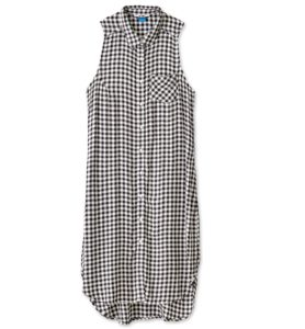 KAVU flannel dress
