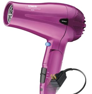 conair hair dryer