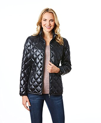 32 degrees womens packable down jacket