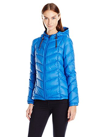 tommy Hilfiger women's packable down jacket