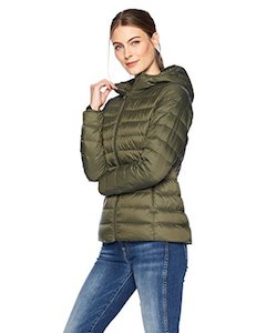 amazon womens packable down jacket
